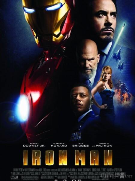 Nguoi sat 1 - Iron Man 2008 Vietsub