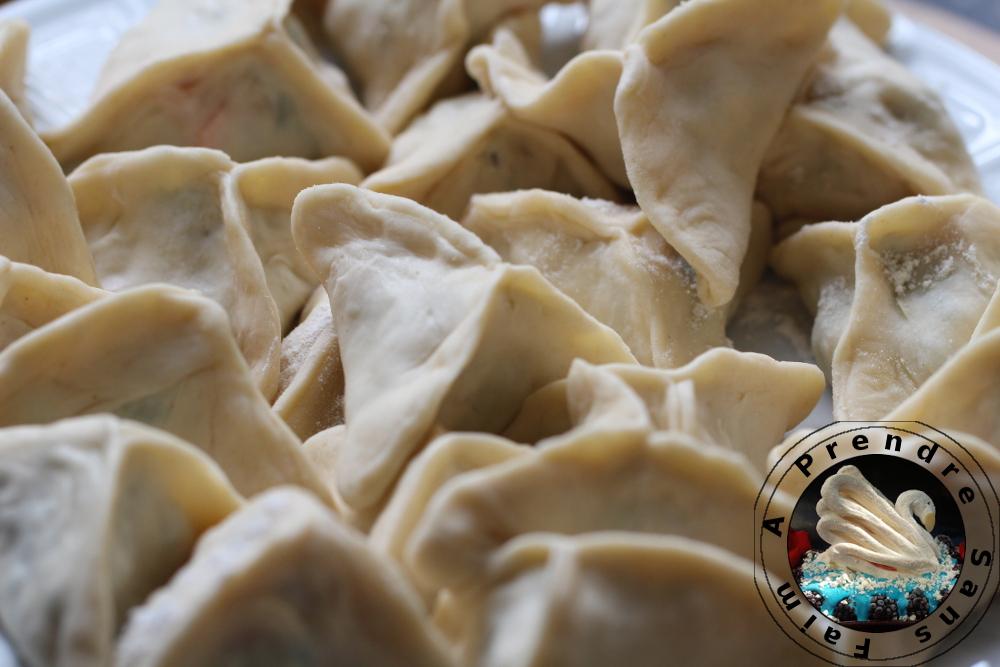 Samossa végétariens «Allo samossa» (pas à pas en photos)
