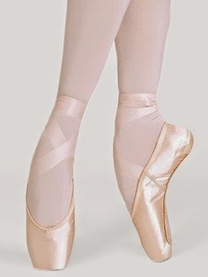 Used Pointe Shoes For Sale
