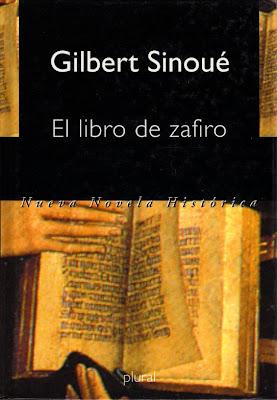 El libro de zafiro - Gilbert Sinoué