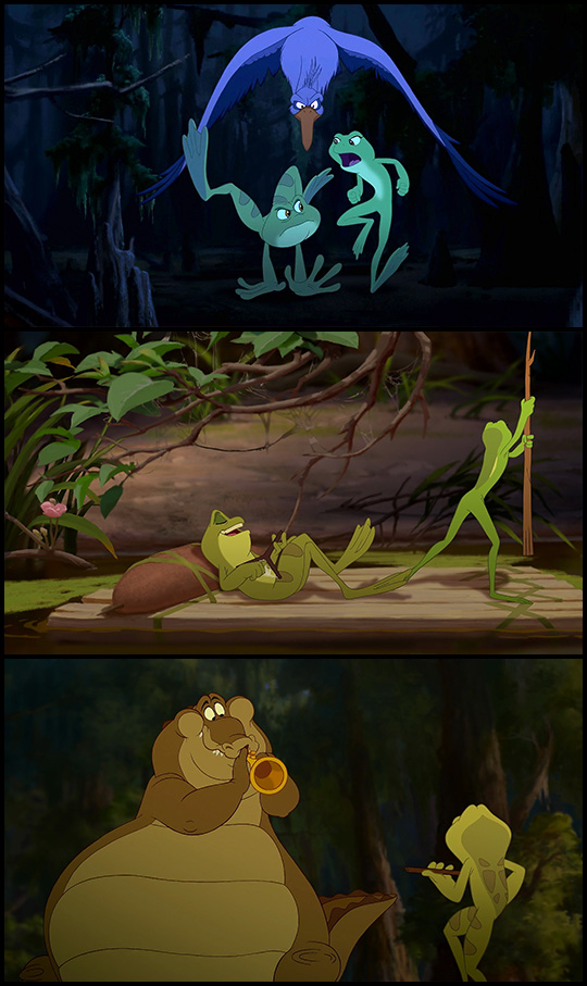 2014 The Year Of Disney Project The Princess And The Frog 2009