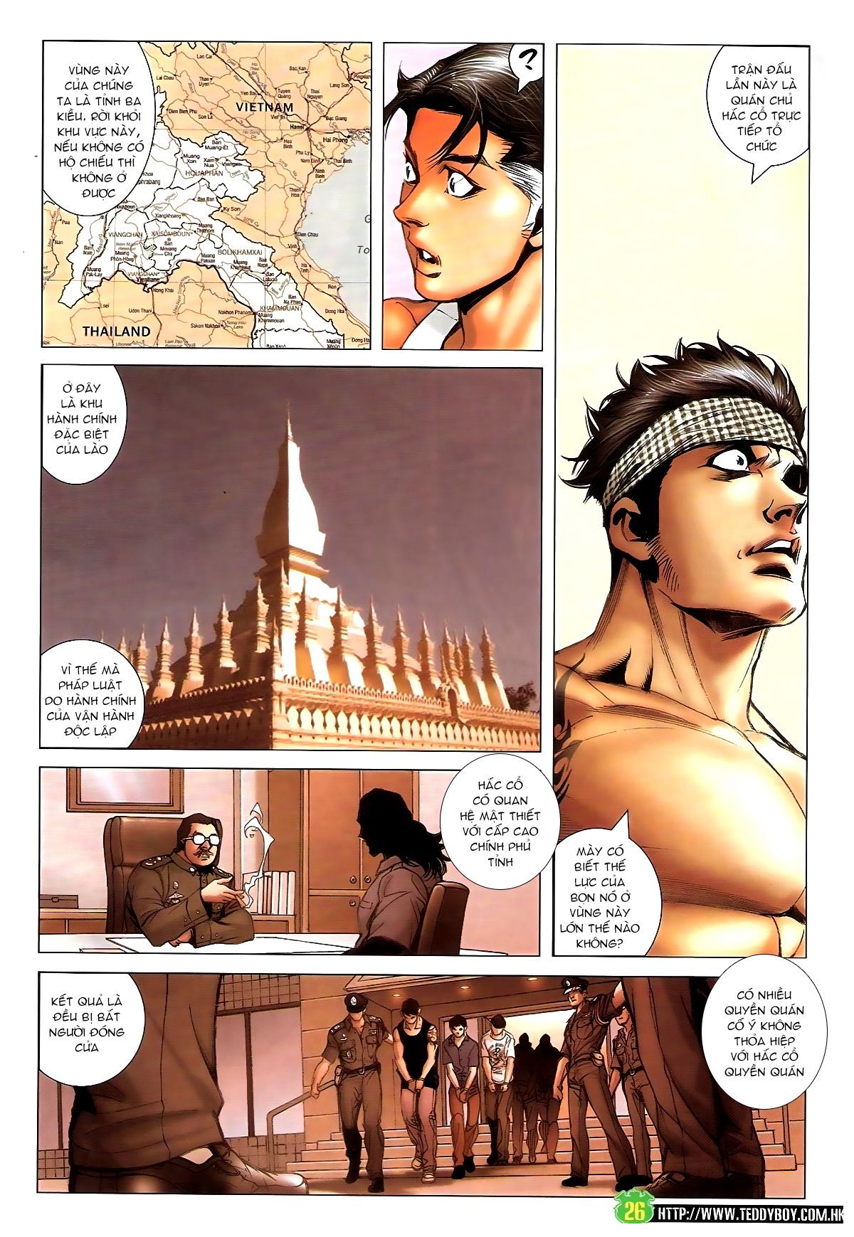 Người Trong Giang Hồ - Chapter 1395: Phiên bản Đại Phi - Pic 22