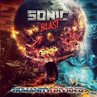 """Ο δίσκος των Sonic Blast """"Humanity Divided"""""""