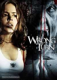 Wrong Turn (2003) Hindi - Tamil - Telugu - Eng 300mb Full Movie BDRip
