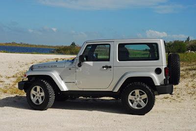 Rancang Bangun 4X4 Terbaik dari Jeep Wrangler