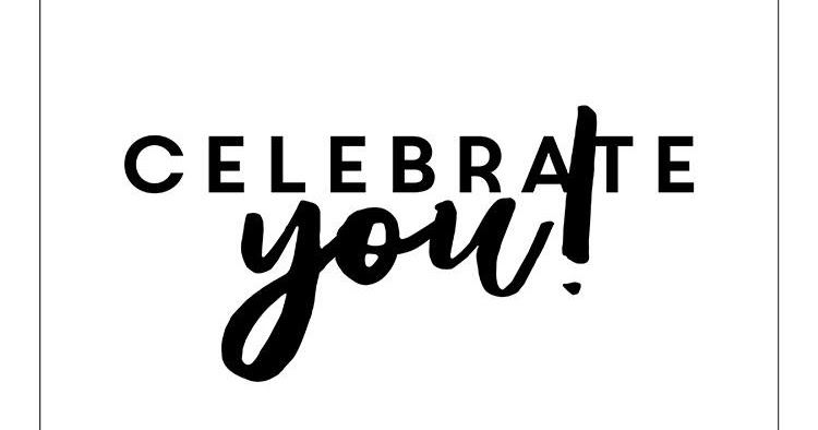 Free Silhouette Studio Design File: Celebrate You
