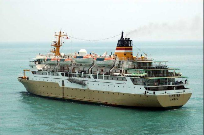 Jadwal Kapal Binaiya Bulan Oktober 2020 Jadwal Kapal Pelni 2020 Harga Tiket Kapal Laut 2020