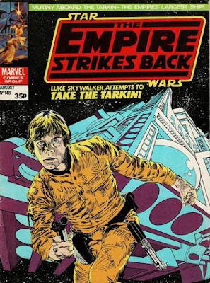 The Empire Strikes Back #148 Luke Skywalker