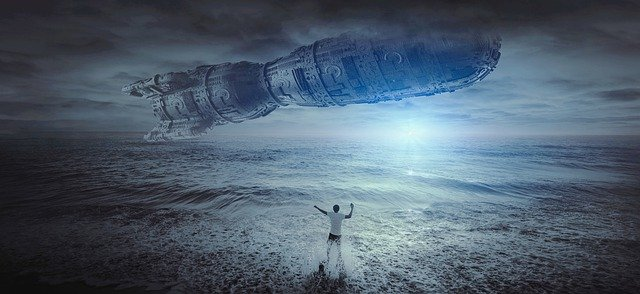 पकड़ी गई उड़न-तश्तरी का रहस्य - एलियन की लाश - Story of Alien