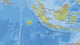 radiocitisfm-Indonesia Tsunami Warning Remove to West Sumatra, North Sumatra and Aceh