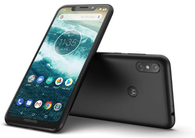 Motorola One Power Android One