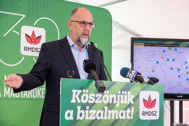 Növelte mandátumainak számát az RMDSZ a helyhatósági választásokon