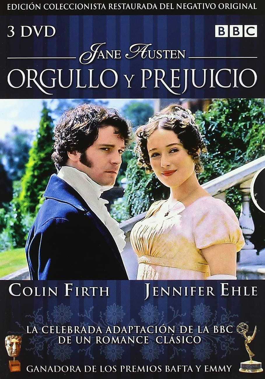 Orgullo y Prejuicio Dual Castellano/Subtitulado 720p (1995)