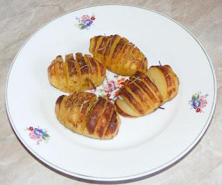 retete cina, retete de post, cartofi la cuptor, cartofi copti, retete culinare, cartofi copti cu usturoi,