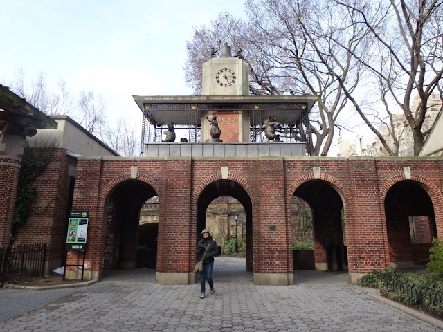 Delacorte Music Clock