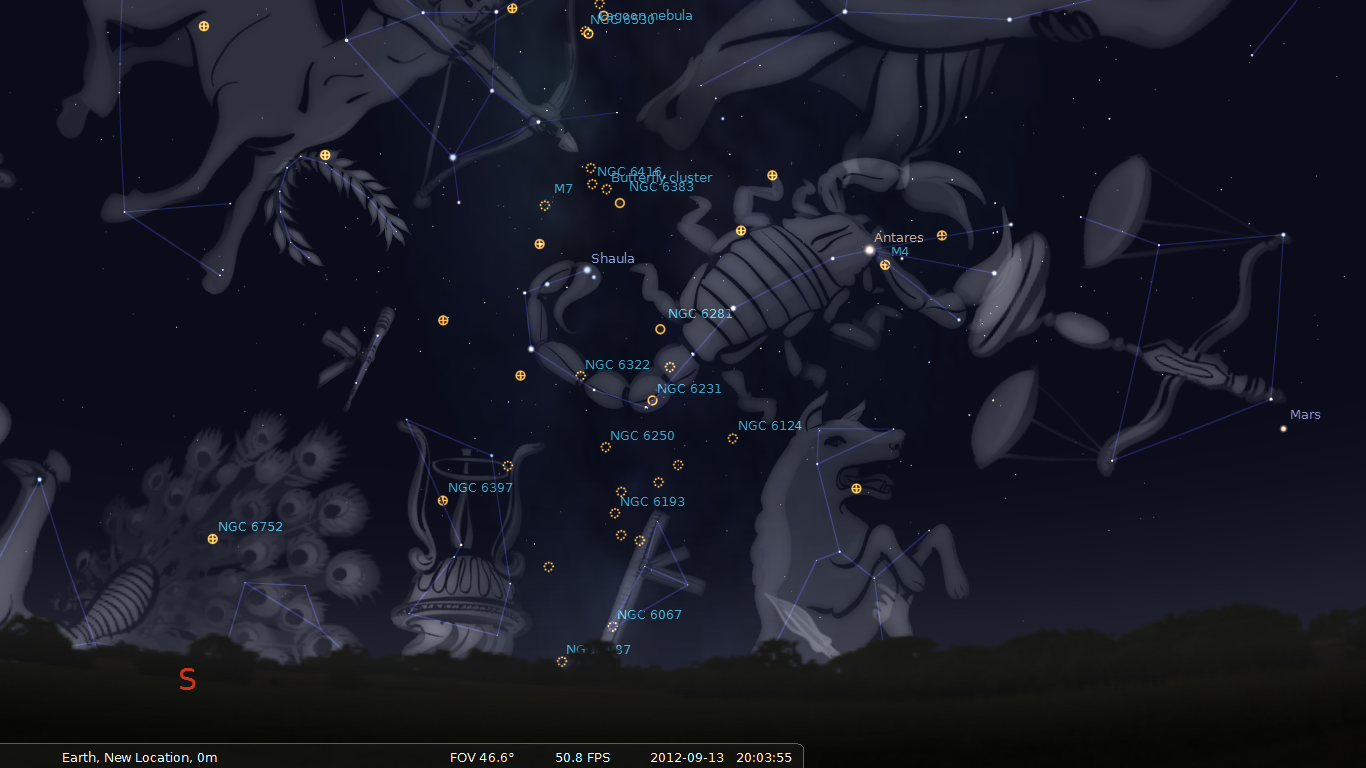 Astronomy Facts: Stellarium - A must for every astronomy lover
