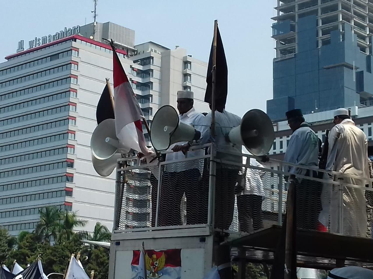 Aksi Bela Tauhid, Begini Komentar Presiden Jokowi