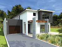 New home designs latest.: New Modern homes designs New