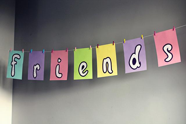 lego friends garland paper craft free download