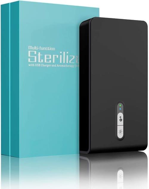 Wetekit UVC Sanitizer Disinfection Box for Smartphone