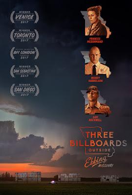 Sinopsis Film Three Billboards Outside Ebbing, Missouri (2017)