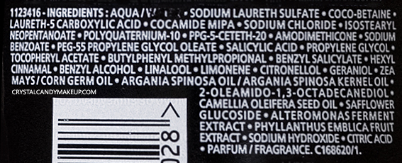 Kérastase Chronologiste Hair Care Range Revitalizing Shampoo Review Ingredients