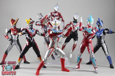 S.H. Figuarts Ultraman Taiga 35