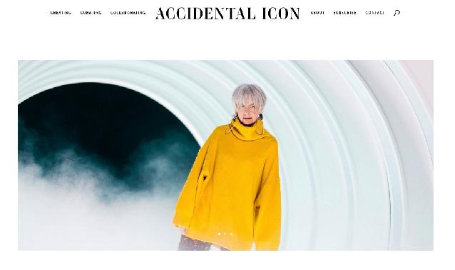 Accidental Icon [LYN SLATER]- Fashion Blogging Untuk Semua Termasuk Orang Tua Dan Profesor