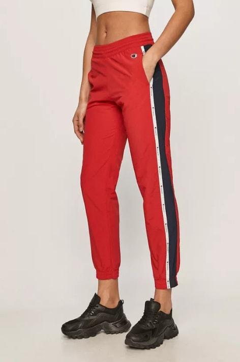 Champion - Pantaloni rosii de trening