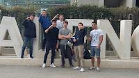 alumnos 2B comercio visita URBE
