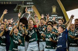 Palmeiras no Mundial: inscritos e retrospecto na temporada
