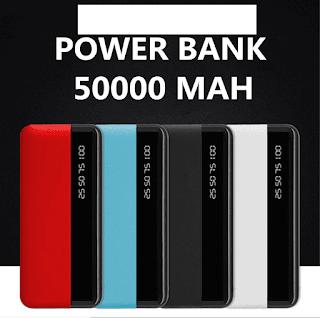รีวิวทดสอบ Power Bank ที่ขายกัน 50000 mAh จริงหรือเท็จ