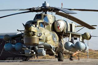 Mil Mi-28N Havoc - Sang Pemburu Malam Andalan Rusia