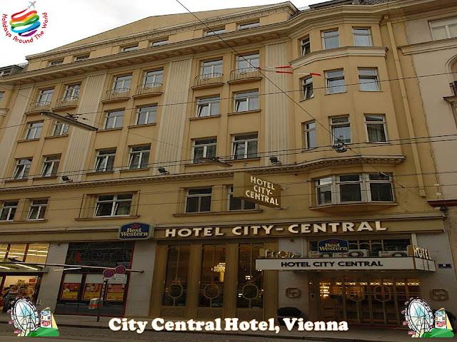 The best 4-star hotels in Vienna