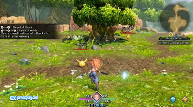 Trials of Mana Review Use Japanese Dub