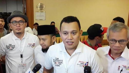 Puji PD, TKN Jokowi: Yang Tolak Pemilu Anggota DPR-nya Tak Usah Dilantik