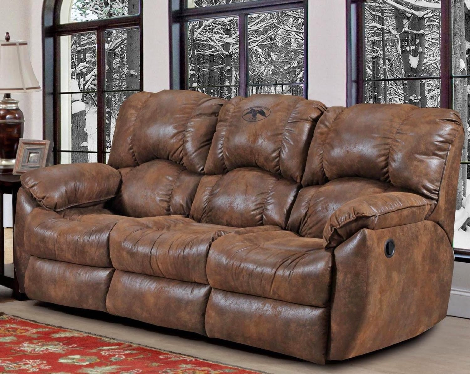 Double Reclining Leather Sofa Tan Cushion Ideas The Best Sofas Ratings Reviews Bernhardt Weston