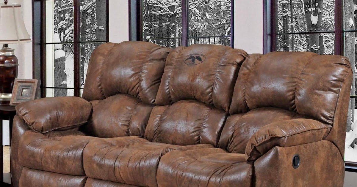 The Best Reclining Sofas Ratings Reviews: Bernhardt Weston Double Reclining Leather Sofa
