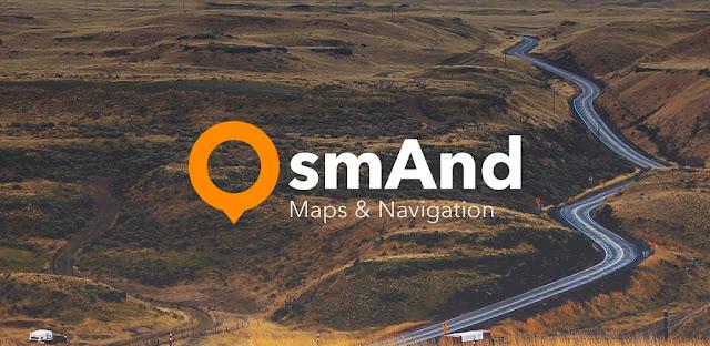 تحميل تطبيق OsmAnd+ Maps & GPS Navigation Full 3.7.4 الاصدار الاخير و الكامل من البرنامج