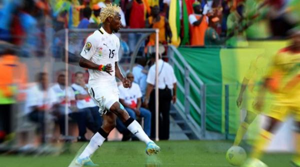 Sriwijaya FC Bidik Eks Timnas Ghana di Piala Dunia 2010?