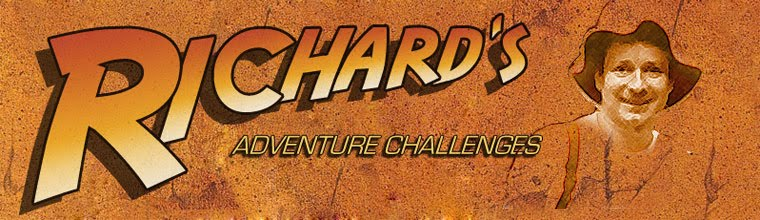 Richard's Adventure Challenges