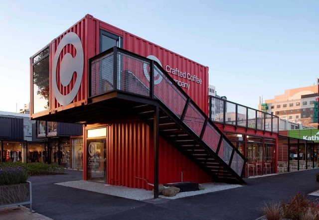 Container Cafetaria