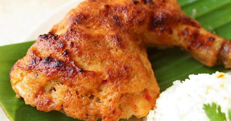 Vivian Pang Kitchen: Ayam Percik (Grilled Chicken) -MFF Kelantan