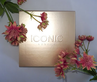 Review Iconic London Day to Slay Eyeshadow Palette