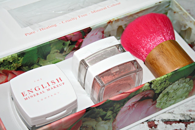 English Mineral Makeup Company