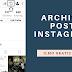 Cara menggunakan Archive Fitur Di Instagram