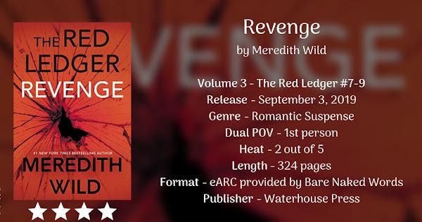 REVENGE by Meredith Wild