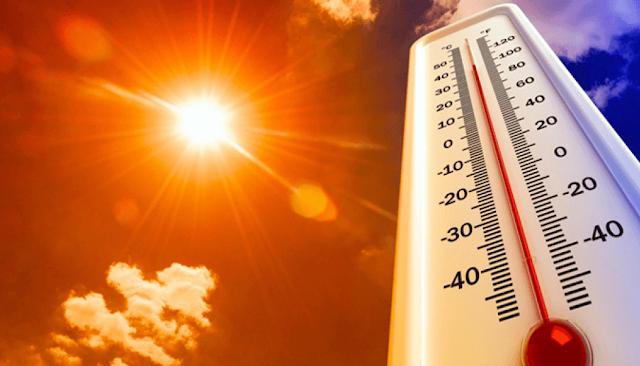 """""""Ψήνεται"""" η χώρα από τον καύσωνα - Στο Κρανίδι η υψηλότερη θερμοκρασία στην Αργολίδα"""
