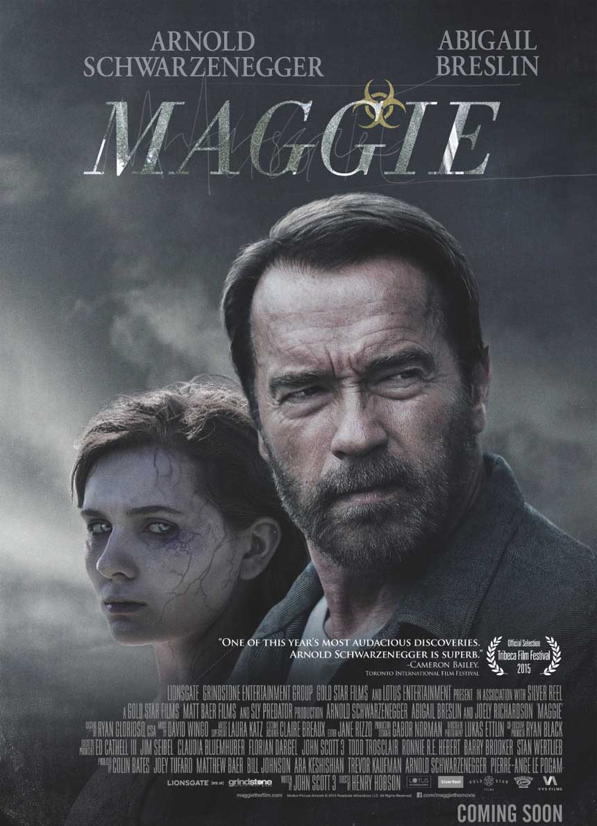 Maggie: A Transformação Torrent – BluRay 720p e 1080p Dublado (2016)