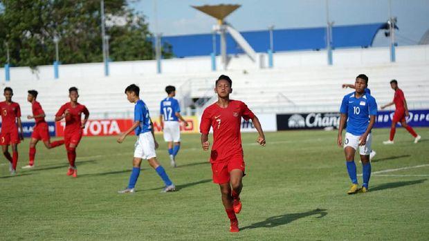 Berikut 5 Fakta Menarik Jelang Timnas Indonesia U-15 Melawan Timor Leste 2019
